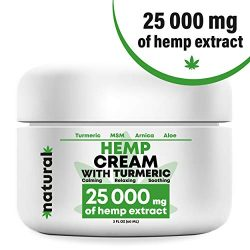 PLANTGENIC Organic Hemp Pain Relief Extract 25 000 Mg, Made in USA, Non-GMO, Natural Hemp Oil for Joint Pain