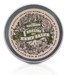 The Fay Farm's Organic Healing Hemp Salve – 3.0 oz