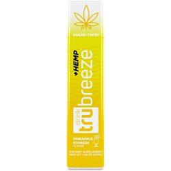 Tru Breeze Drink – Natural Keto Relaxation Supplement Plus Hemp – Flavored Pineapple Express (4)
