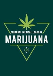 Marijuana Personal Medical Log book: Cannabis and CBD Journal | Record and track your treatments according to your symptoms | 100 Guided Pages For Your Review 7″x10″ Inch.