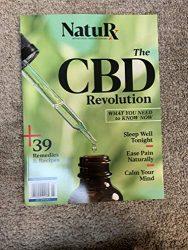 NatuRX the CBD Revolution better living through cannabis
