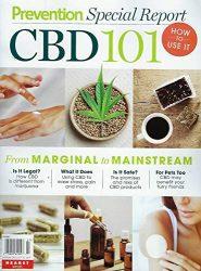 Prevention Magazine Special CBD 101 from Marginal to Mainstream